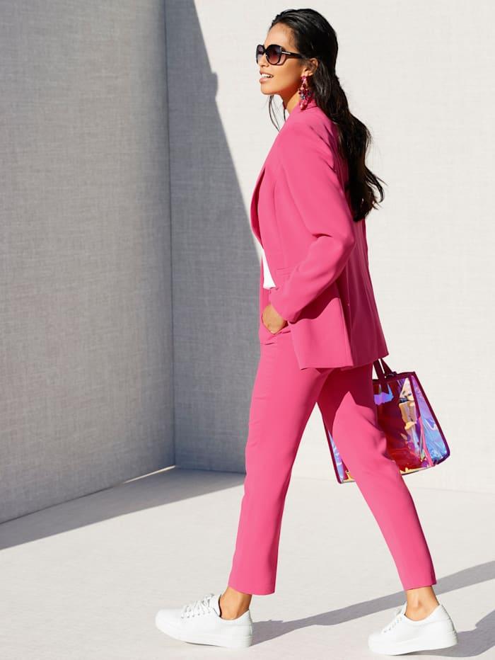 AMY VERMONT Byxor i trendig färg, Rosa