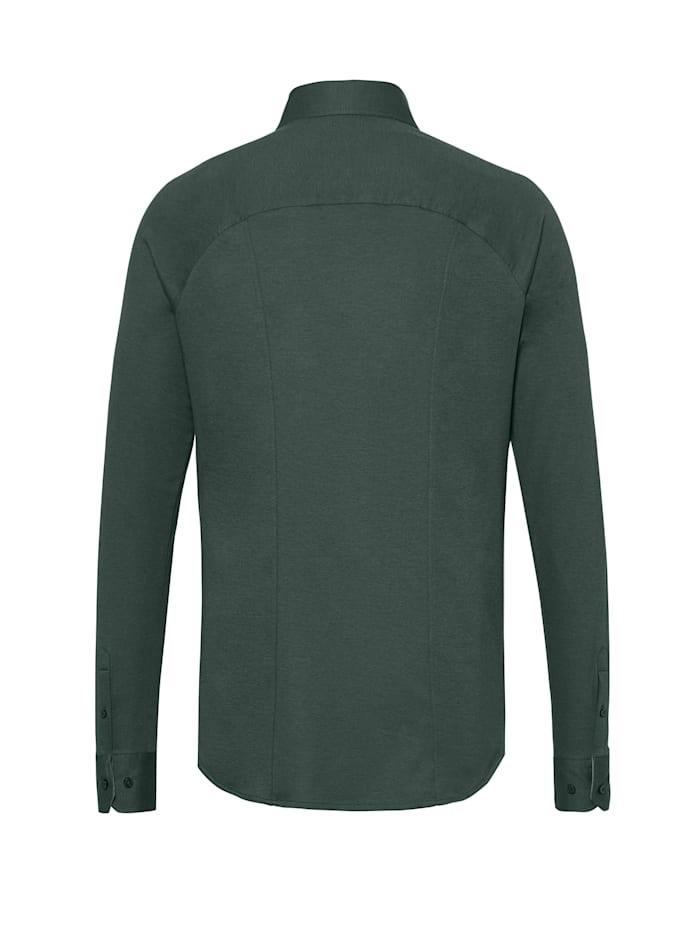 Bügelfreies Jerseyhemd - made for Movement