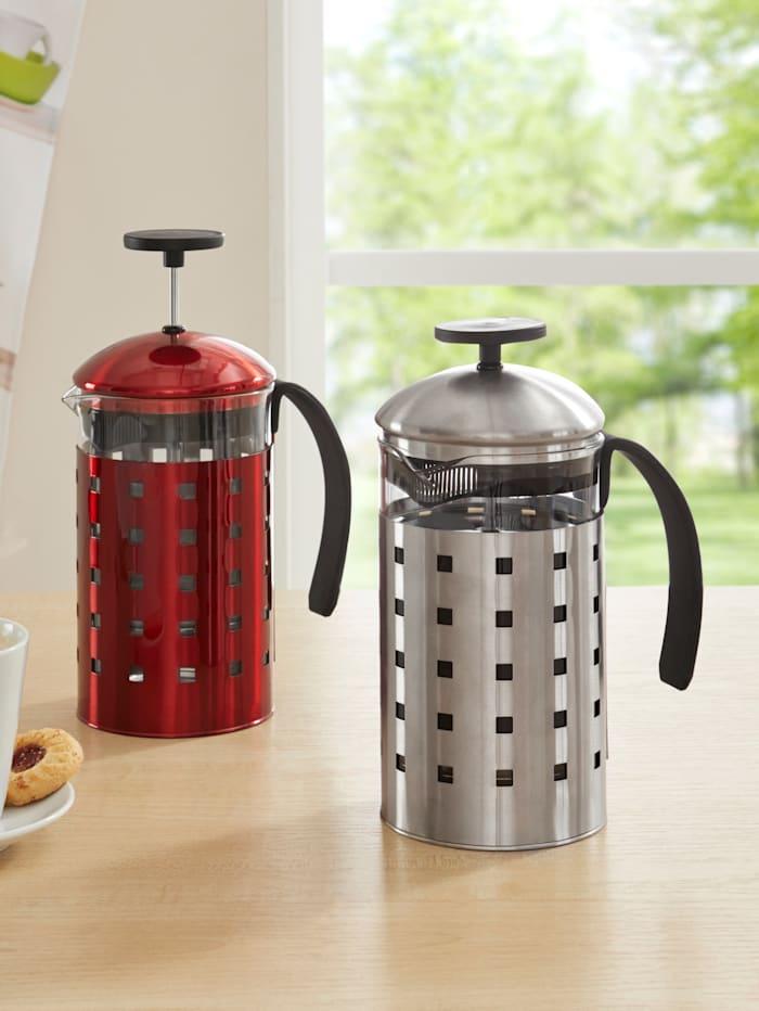 Ritzenhof & Breker Kaffeebereiter 'Giulia', rot, rot