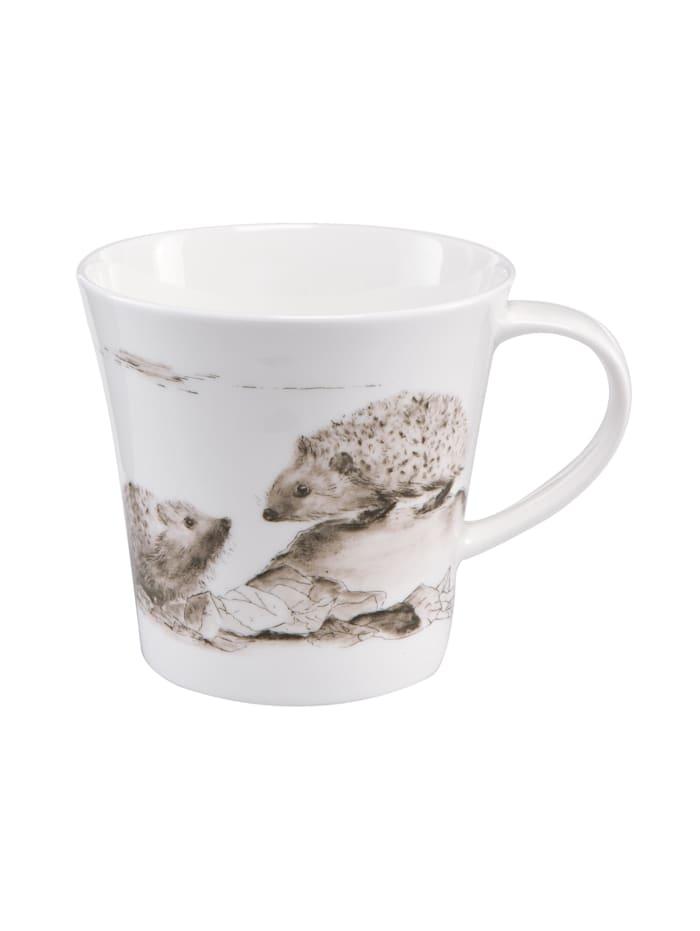 """Goebel Goebel Coffee-/Tea Mug Peter Schnellhardt - """"Freunde fürs Leben"""", Freunde fürs Leben"""