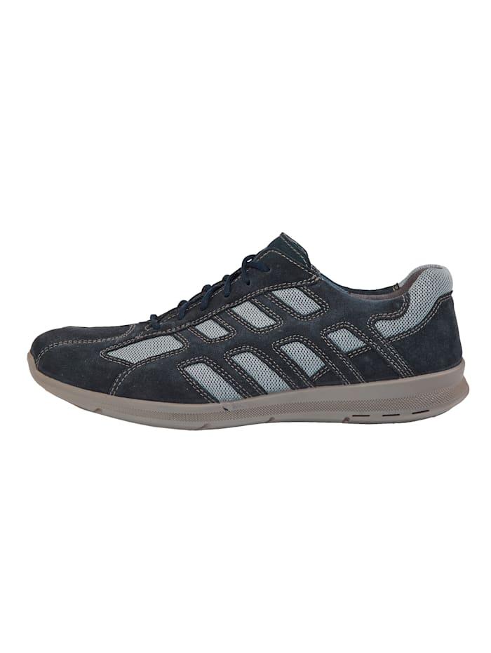 Šnurovacia obuv so vzdušným mesh materiálom