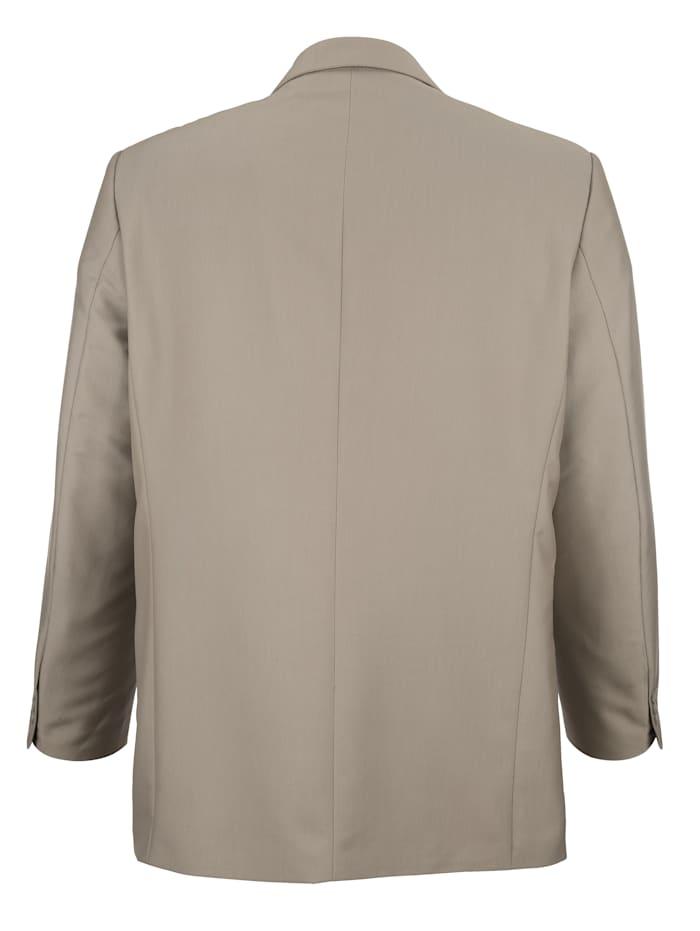 Veste de costume à col tailleur