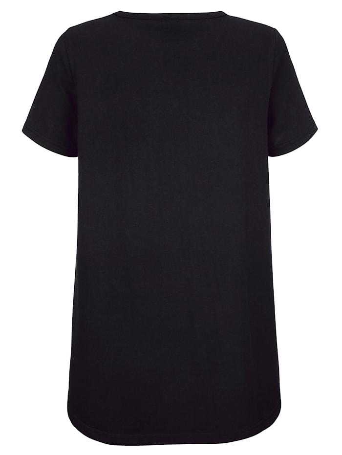 Strandshirt mit modischem Druck