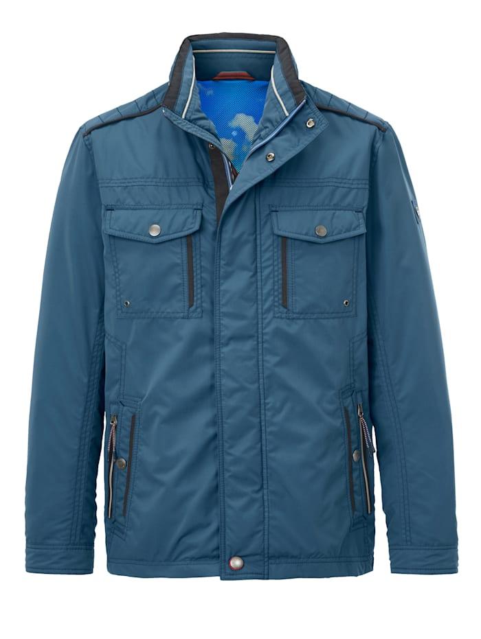 BABISTA Tuulta- ja vettähylkivä takki, Sininen