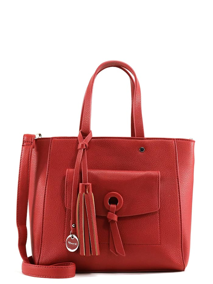 Tamaris Tamaris Shopper Carolina, red 600