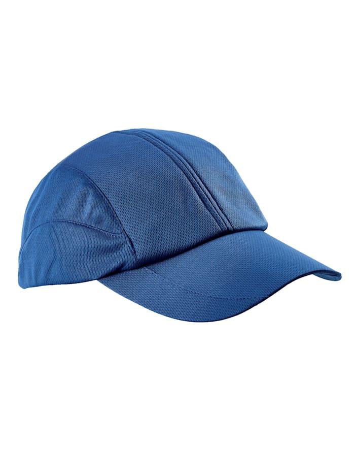 Chladivá čiapka s osviežujúcim efektom, modrá