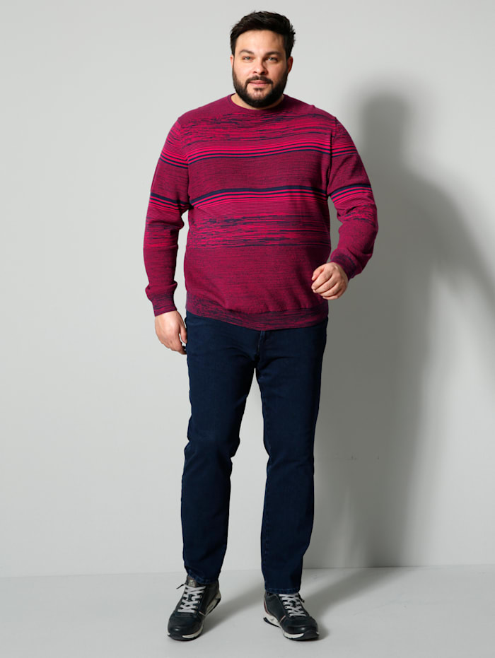 Pullover Spezialschnitt