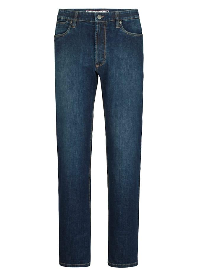 BABISTA Jeans met 7 cm meer bandwijdte, Blauw