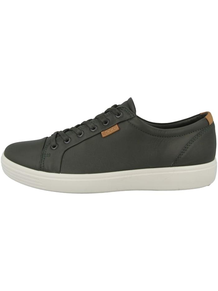 Ecco Sneaker low Soft 7, gruen
