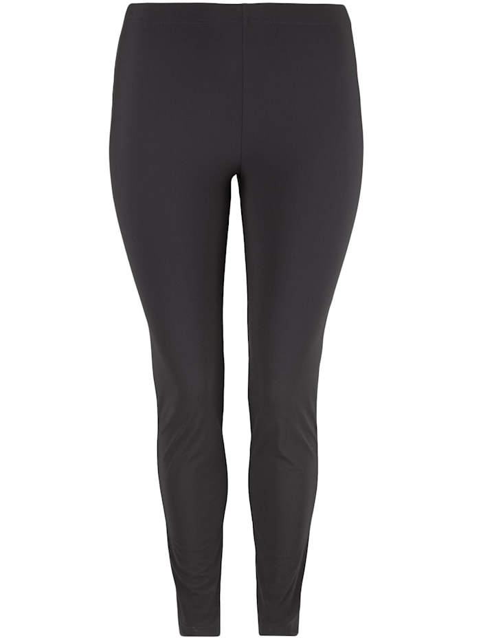 Doris Streich Leggings SLIM FIT, schwarz