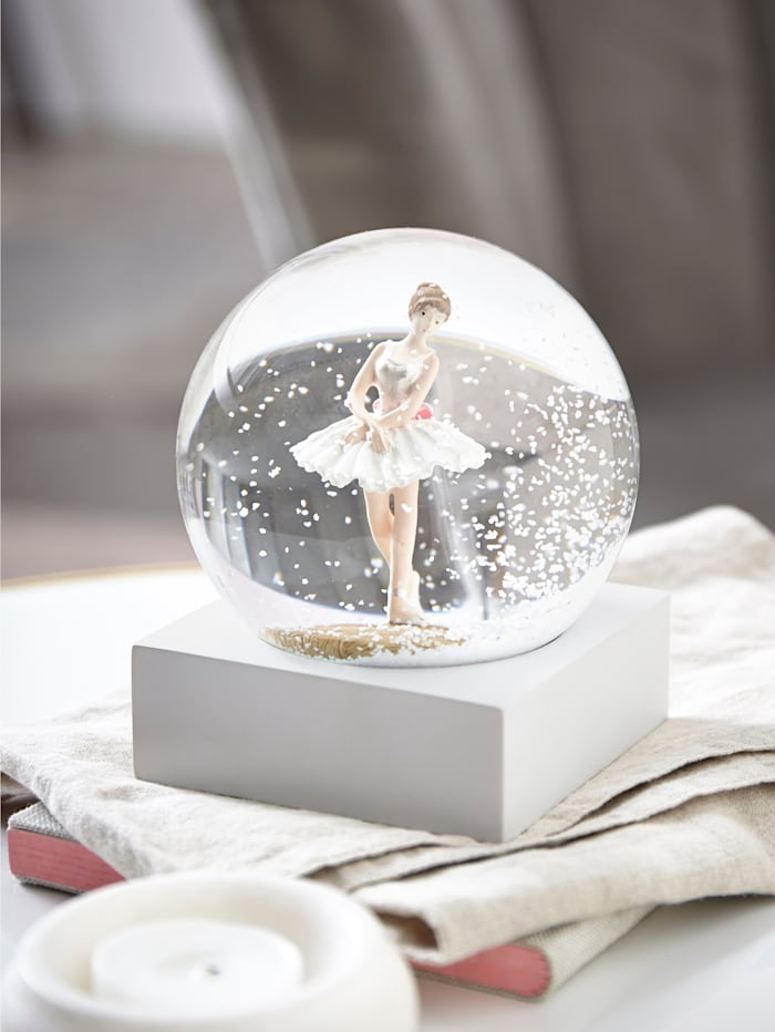 Schneekugel, Ballerina