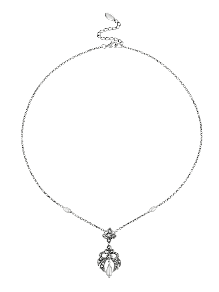 Collier metcultivé zoetwaterparels