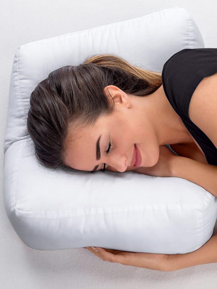 Oreiller ergonomique pour dormir sur le côté