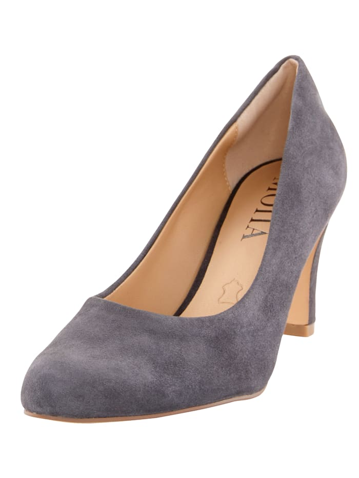 MONA Court shoes, Grey