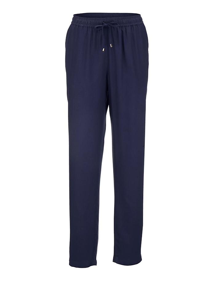 Pantalon à cordon de serrage