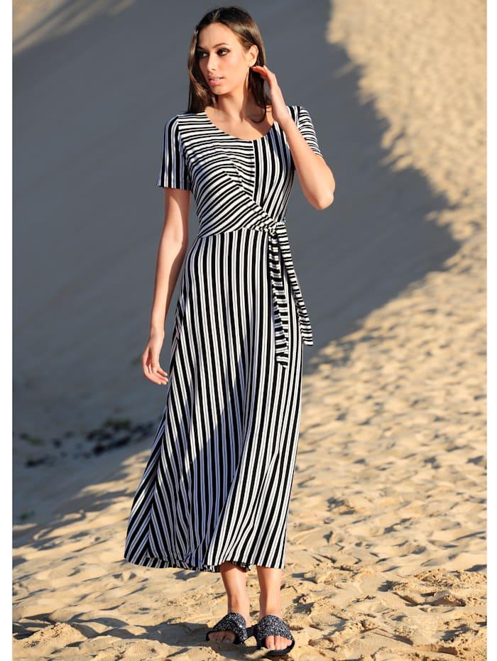 Strandkleid mit Streifen