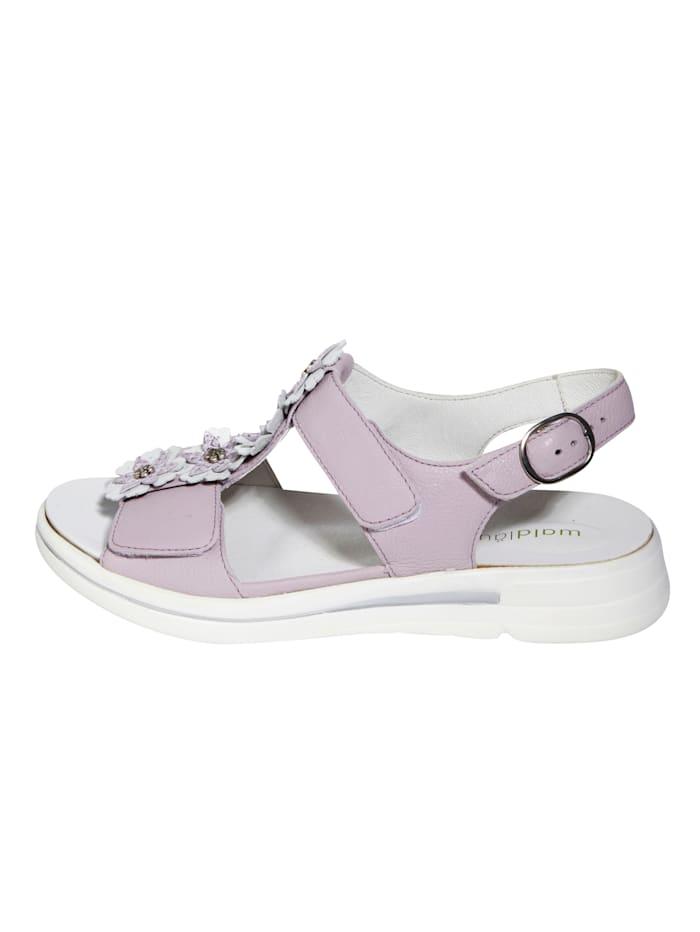 Sandaaltje met verstelbaar klittenband