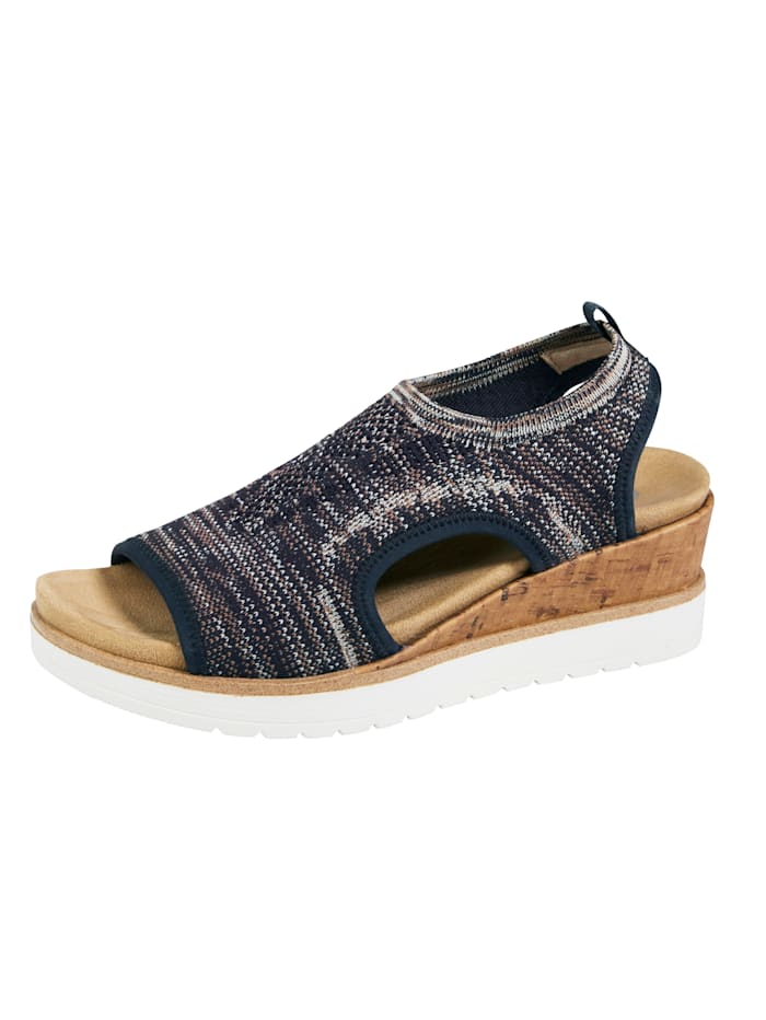 Remonte Sandaaltje, Blauw