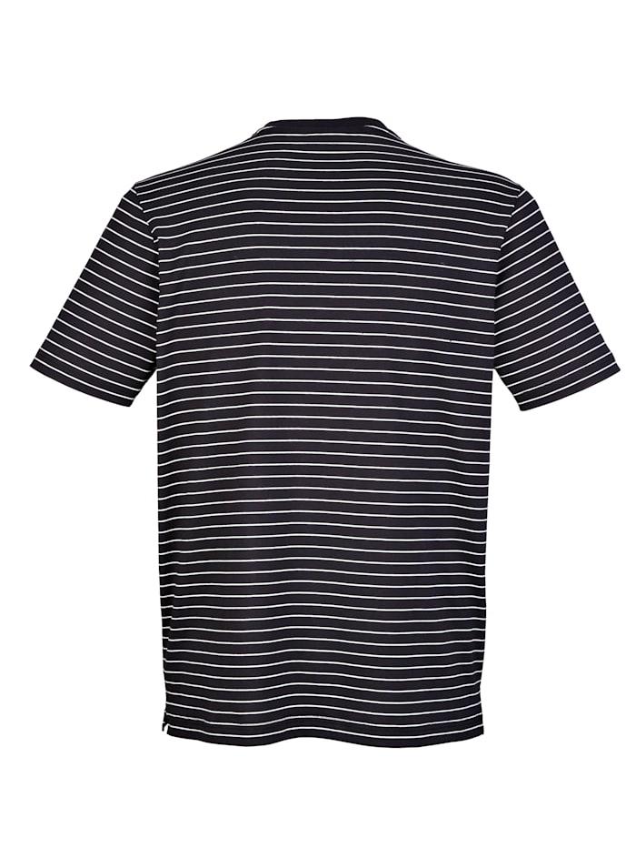 Shirt mit modischem Druck