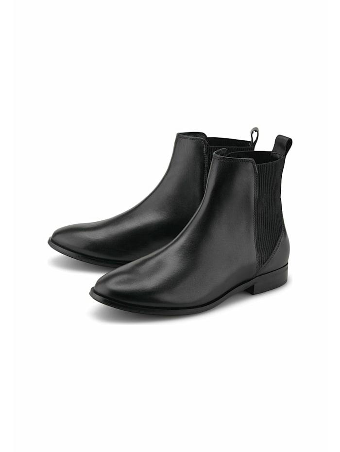 COX Chelsea-Boots Chelsea-Stiefelette, schwarz
