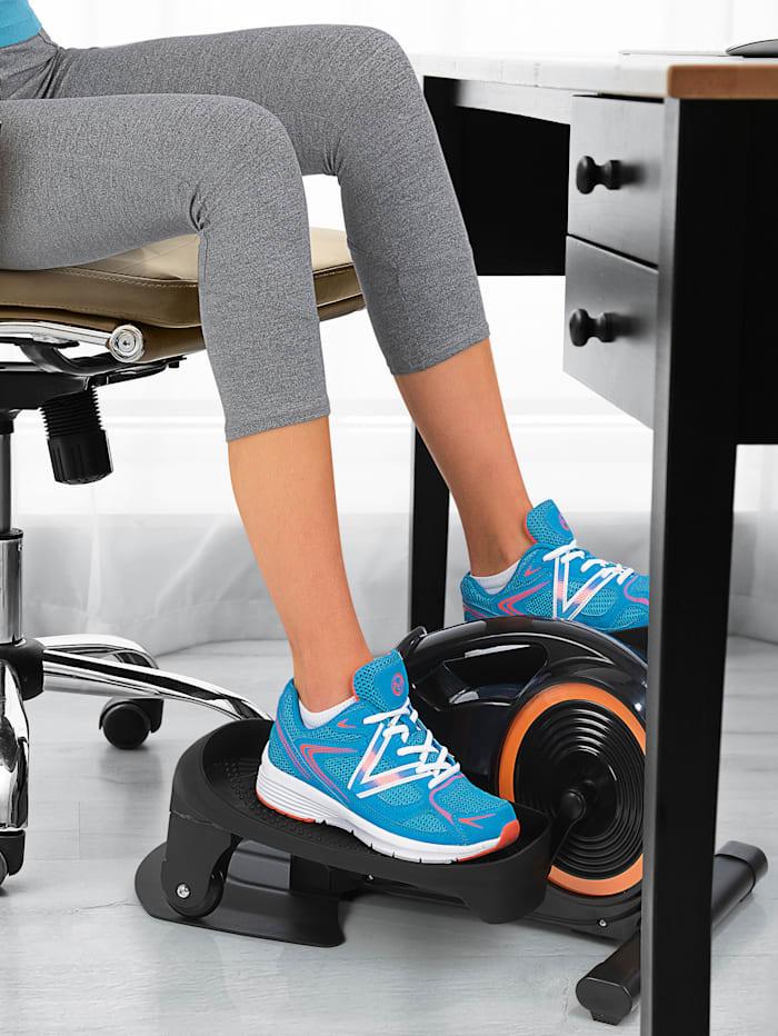 Träningsmaskin med inställbara nivåer för en individuell träning