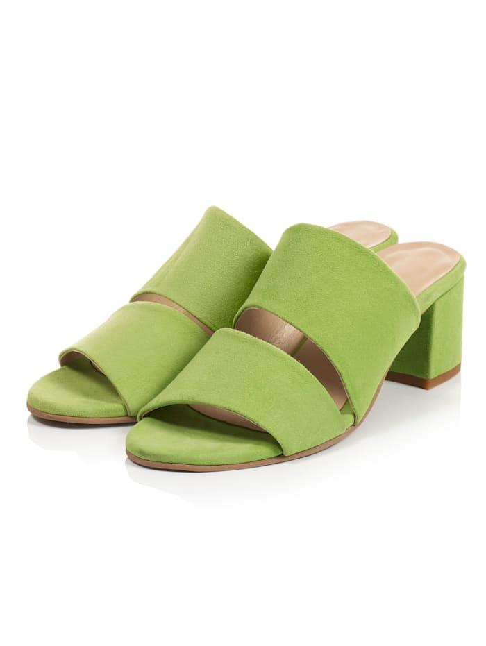 SIENNA Sandalette, Grün