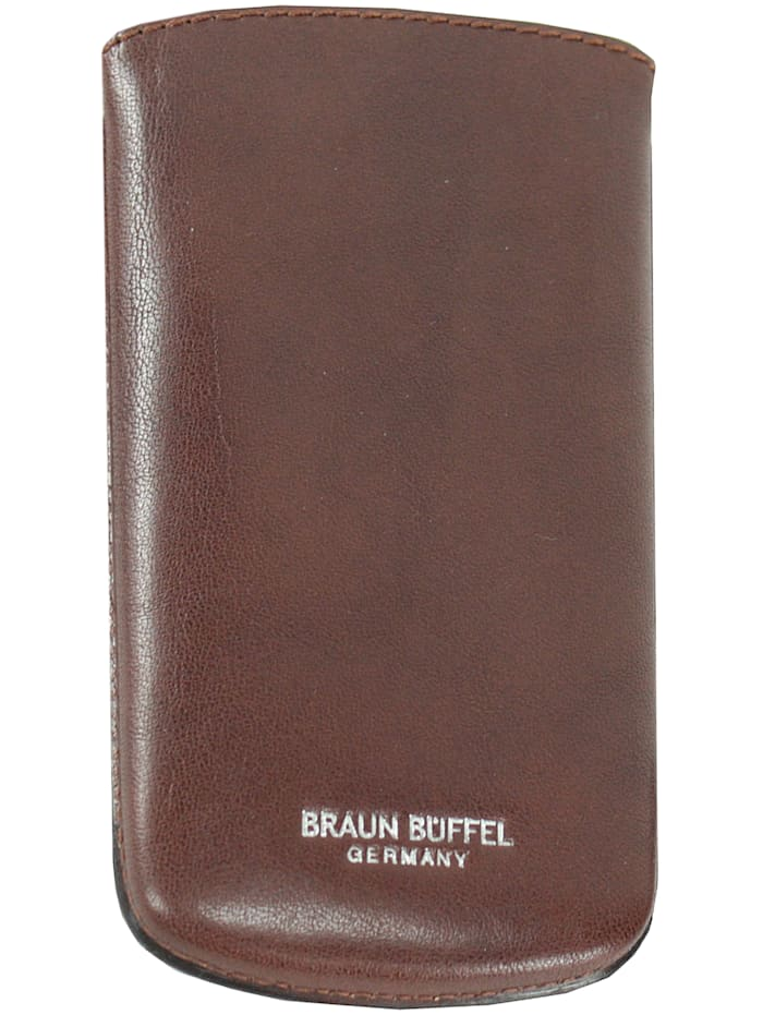 Basic Schlüsseletui Leder 7 cm