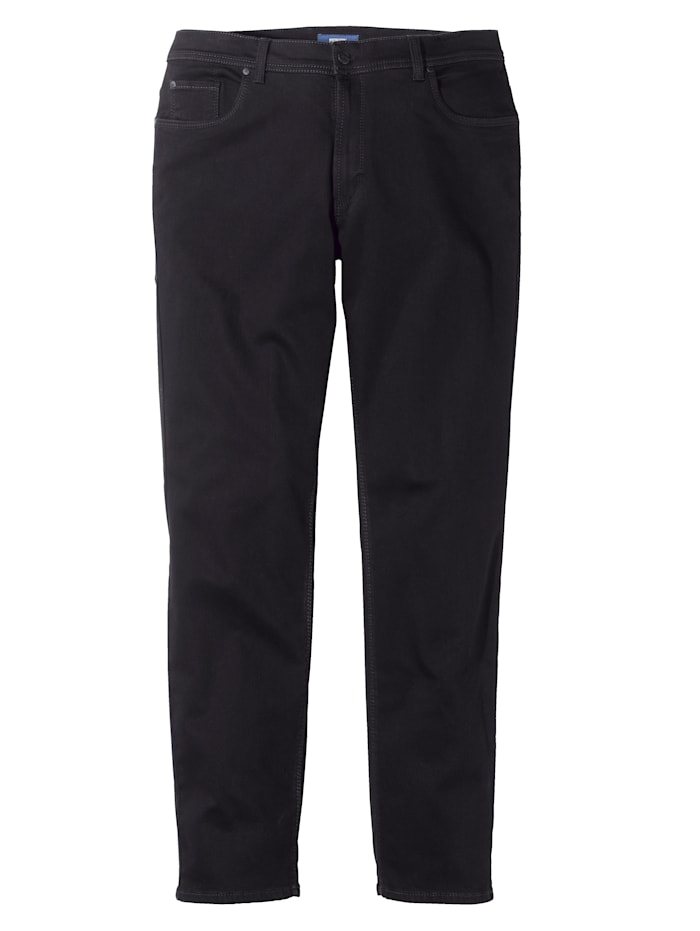 Pioneer Jeans Regular Fit, Schwarz