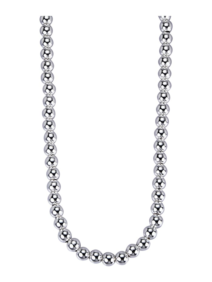 Necklace, Silver-Coloured