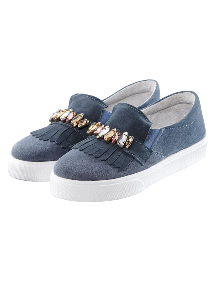 SIENNA Slipper, Blau