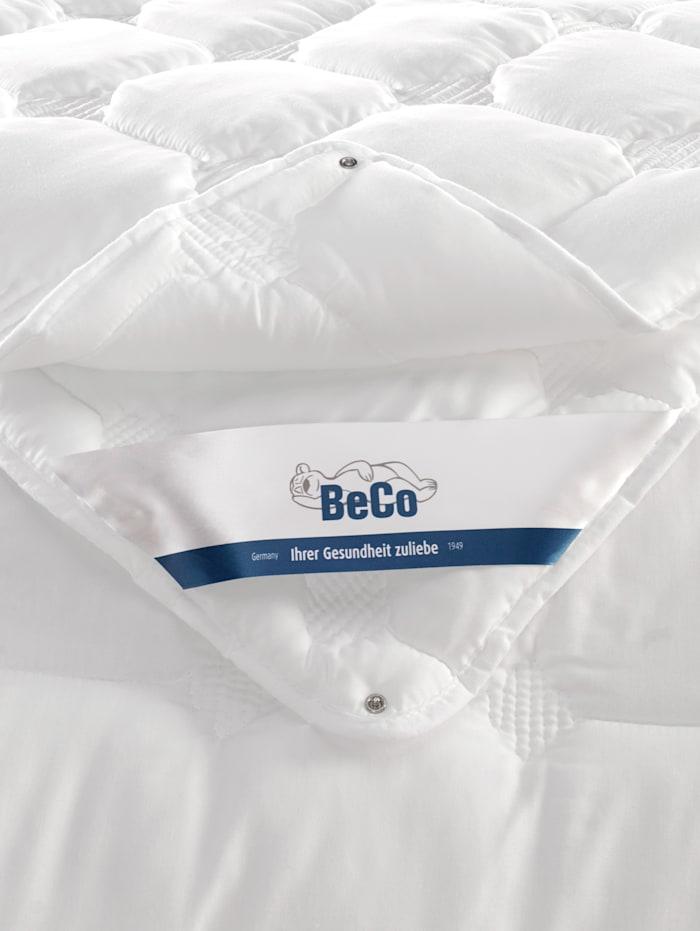 BeCo Dekbeddenset Cotton Soft, wit