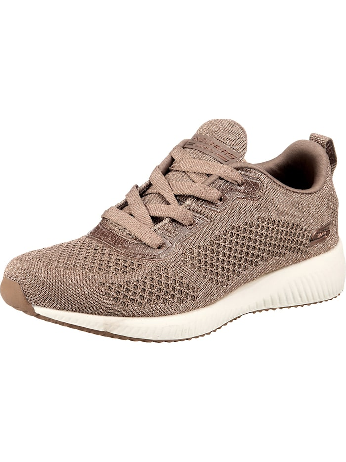 Skechers Bobs Squad Glitz Maker Sneakers Low, taupe