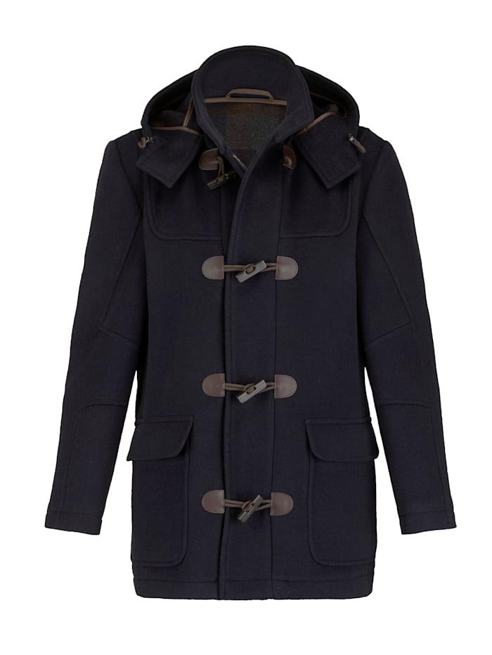 BABISTA Duffle-coat à part de laine, Marine