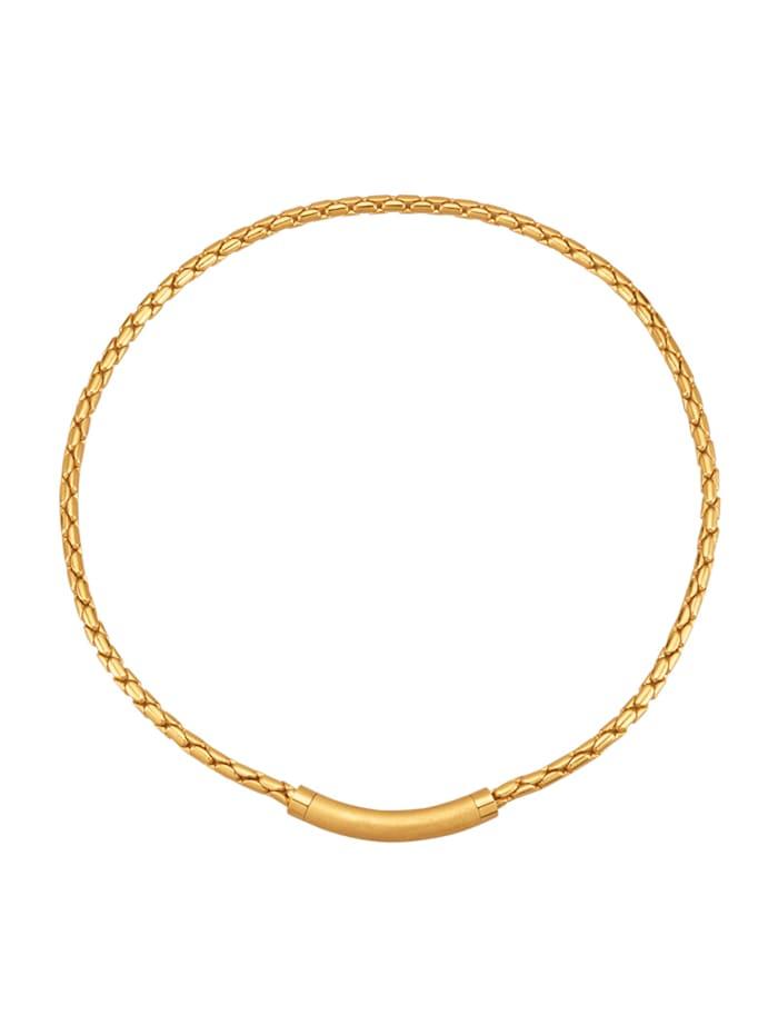 Golden Style Halsband i guldfärgat, Guldfärgad