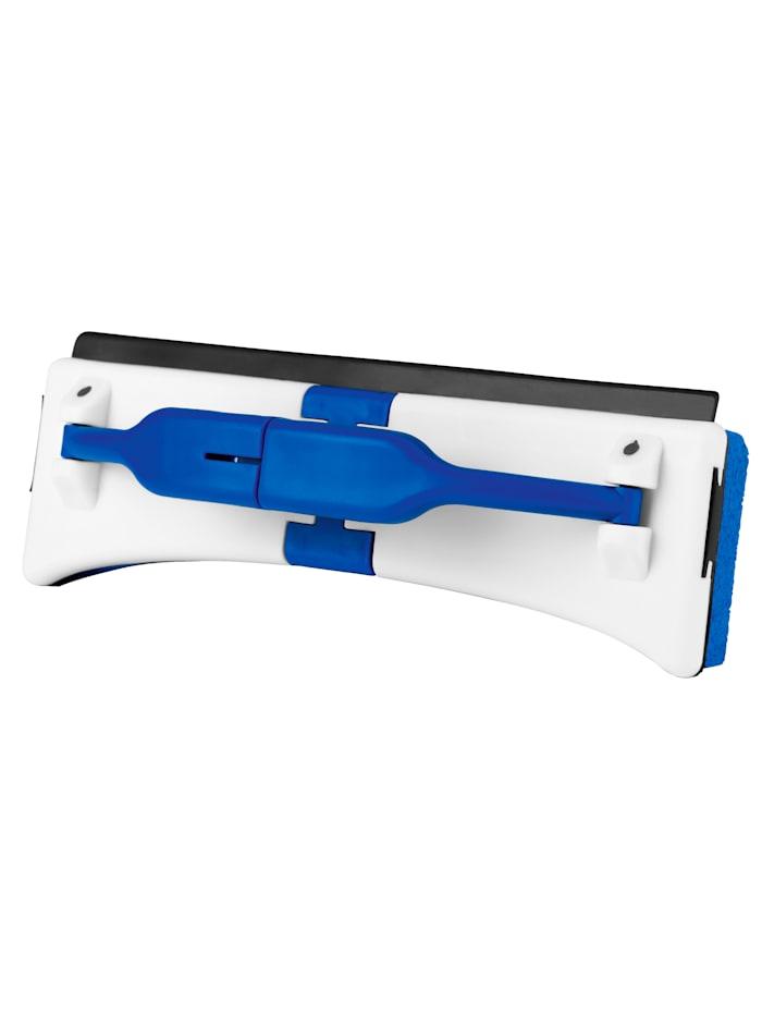 Cleanmaxx CLEANmaxx Universal Flexi-Schwamm mit Auswringsystem, blau/weiß