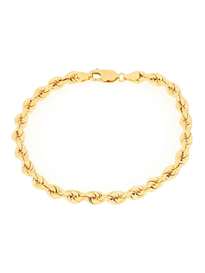 Grazielli Koordarmband van 14 kt. goud, Geelgoudkleur
