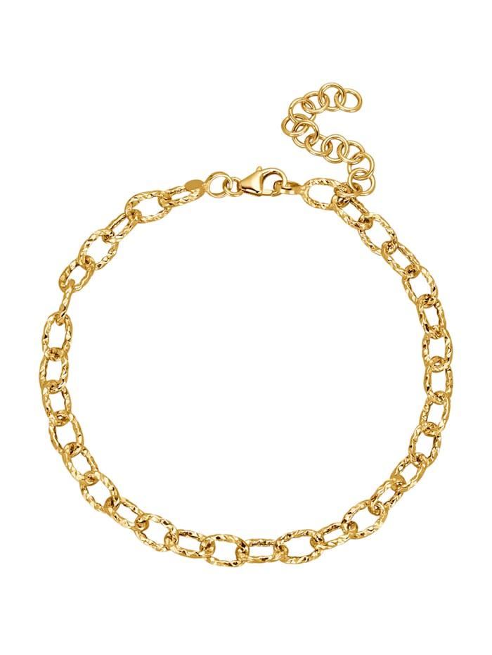 Diemer Gold Armband, Gelbgoldfarben