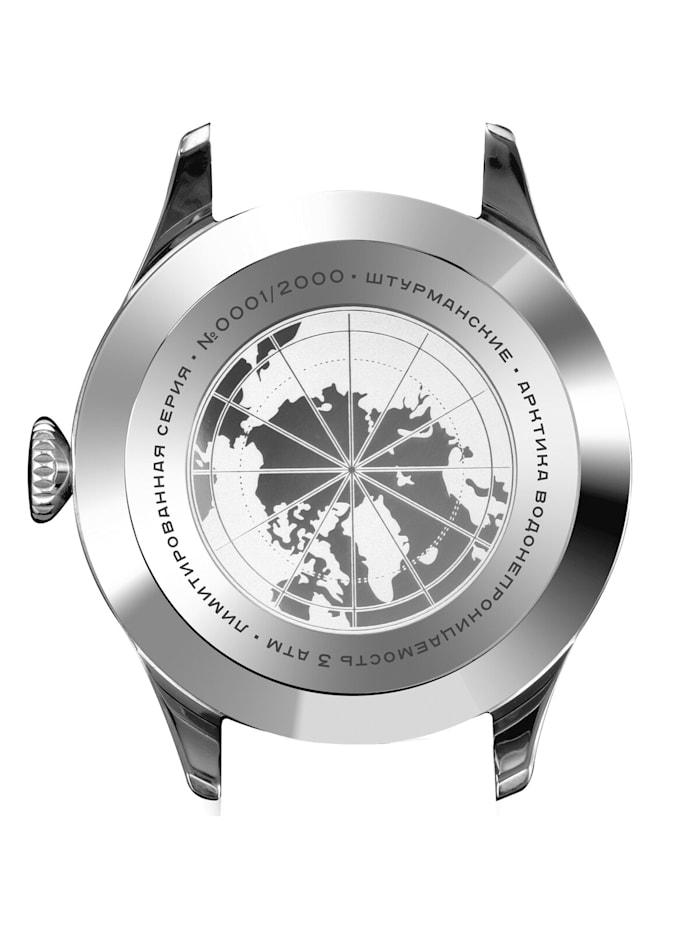 Herrenuhr Heritage Arctic Automatik 24h