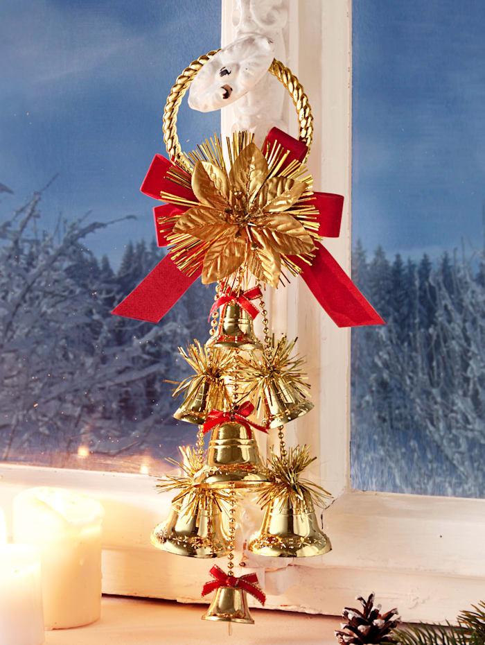 Závesná dekorácia Zvonček