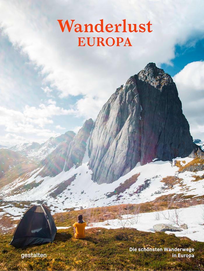 gestalten Verlag Bildband 'Wanderlust Europa', Multicolor