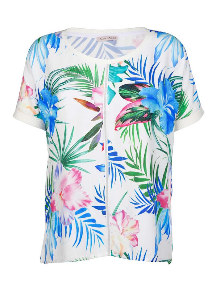 Blouse de plage de coupe T-shirt