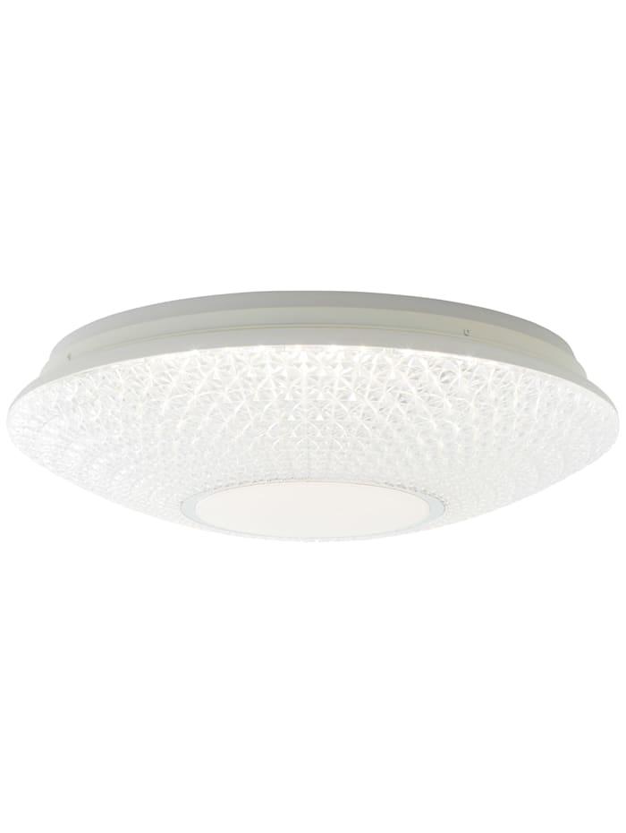 Brilliant Lucian LED Deckenleuchte 50cm weiß, weiß