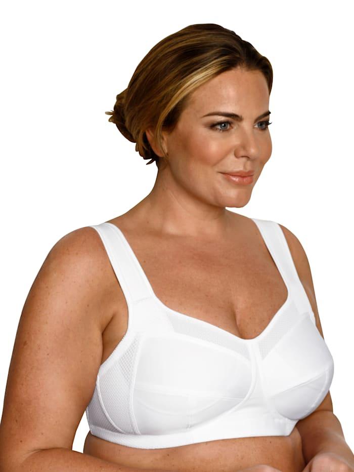 Ulla Sport - BH aus der Serie Kate, Weiß