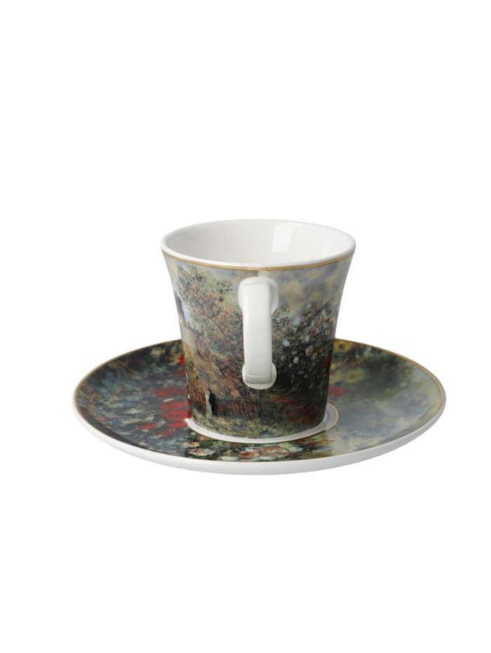 Goebel Kaffeetasse Claude Monet - Das Künstlerhaus