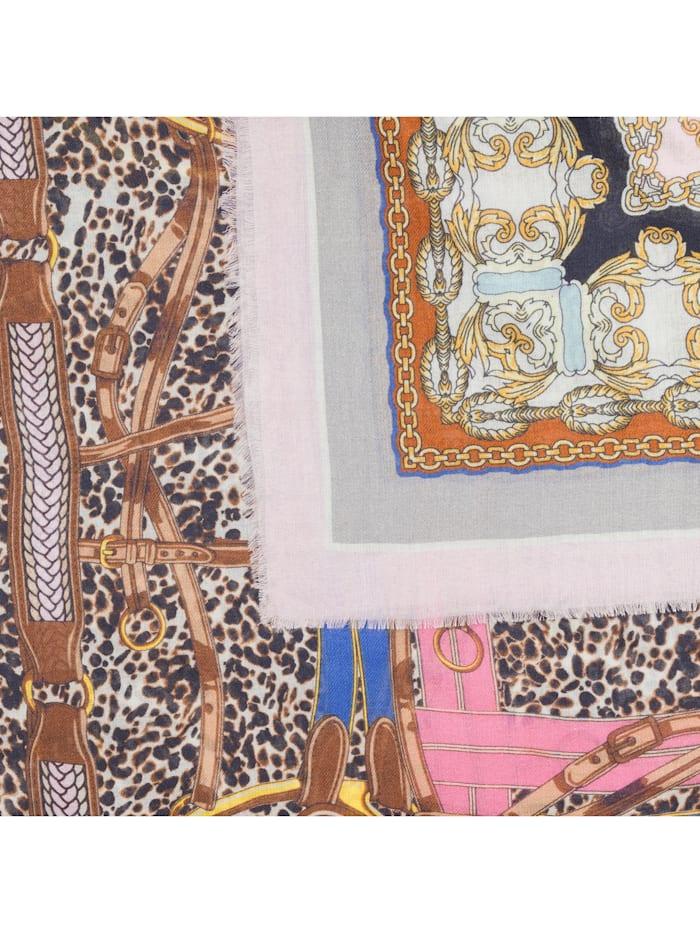 Premium Schal aus Modal und Seide