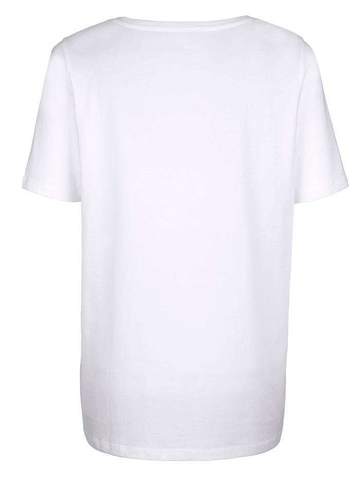 T-shirt à encolure ronde