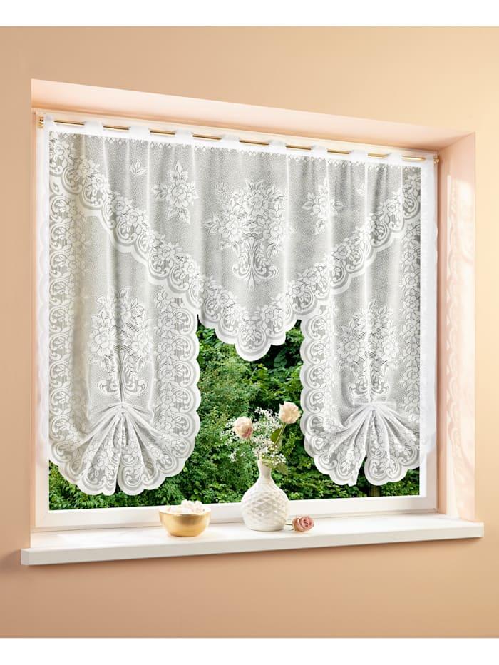 Kleinfenstergardine 'Schwalbi'