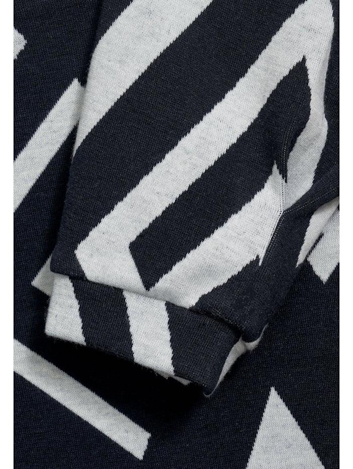 Softes Shirt mit Ikat Muster