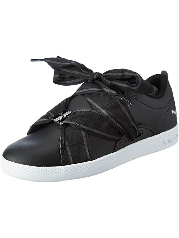 Puma Puma Sneaker Sneaker Smash Wns Buckle, Schwarz