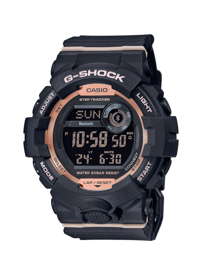 Casio Damenuhr G-Shock GMD-B800-1ER, Schwarz